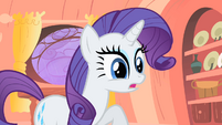 Rarity telling a ghost story S1E08