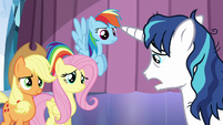 Shining Armor --more stressful than I ever thought-- S6E1