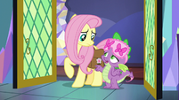 "Spike ""what's all the commotion in here"" S7E20"