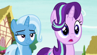 Starlight Glimmer --I wanted to talk to all of you-- S6E25