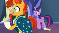 Sunburst -known each other since we were foals- S7E24