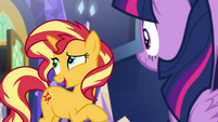"Sunset Shimmer ""it's a long story"" EGSB"