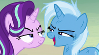 Trixie catches on to Starlight's ruse S8E19