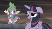 Twi --...I'm sorry my friends and I had to take it away-- S5E26