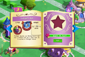 Twilight's Dad album mobile game