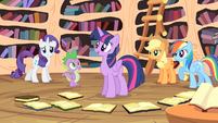Twilight 'The good news is that I found a spell...' S4E07