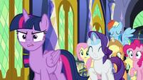 """Twilight Sparkle """"that's the problem!"""" S9E26"""