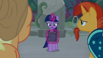 "Twilight Sparkle ""the Pillars sacrificed themselves"" S7E25"