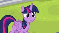 Twilight Sparkle -Princess Celestia is- S8E7