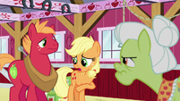 Young Applejack --I sort of promised-- S6E23