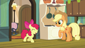 Apple Bloom joins AJ in singing S5E4.png