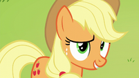 Applejack --we'll see if that Svengallop truly-- S5E24