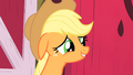 Applejack tries to lie to Pinkie S1E25.png