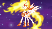 Daybreaker appears in Starlight's nightmare S7E10