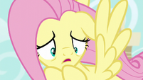 "Fluttershy ""excuse my language"" S6E11"