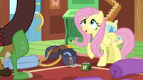 "Fluttershy ""it's an opportunity to expand"" S6E17"