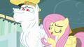 Fluttershy telling Rainbow not to worry S4E10.png