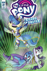 Friends Forever issue 37 sub cover