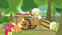 """Goldie """"the more mischievous he gets"""" S9E10"""