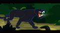 Jaguar roaring at Daring Do S2E16.png