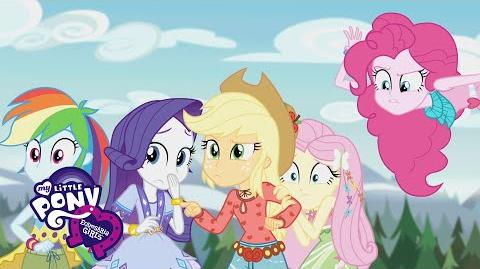 """MLP Equestria Girls - """"Legend of Everfree"""" Official Extended Trailer"""