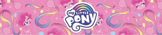 MLP Pony Life Amazon.com Pinkie Pie banner