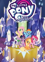 My Little Pony The Crystalling cover