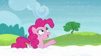 Pinkie -Just like Yakyakistan snow- S5E11