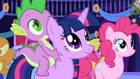 Pinkie Pie no legs animation error S1E01
