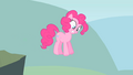 Pinkie Pie walks off the cliff S1E15.png