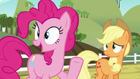 Pinkie has an idea S5E11