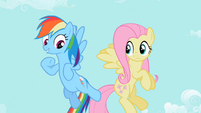 Rainbow Dash 'have something' S2E07