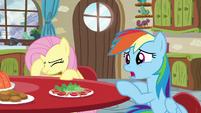 Rainbow Dash --you don't mean...!-- S6E11