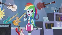 Rainbow Dash -as awesome as I'm gonna make it sound- EG2