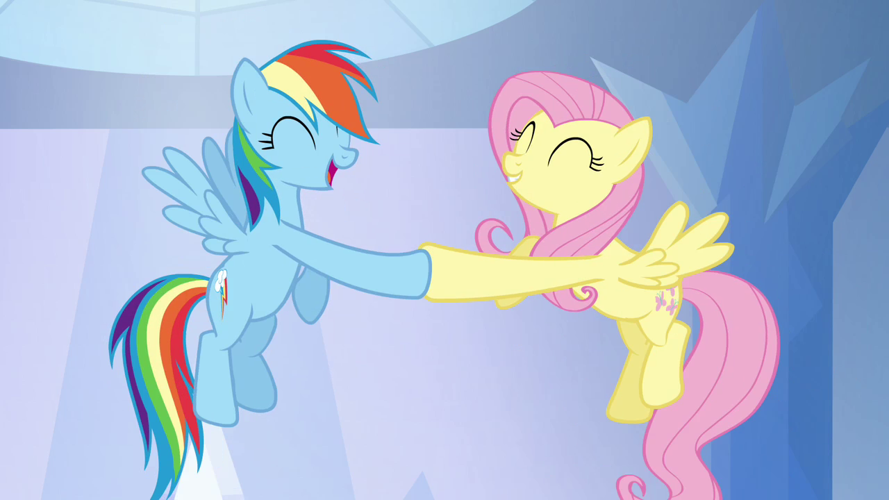 Rainbow dash fluttershy-45
