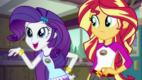 "Rarity ""I was oh, so excited about"" EG4"