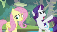 "Rarity ""designed around it"" S8E4"