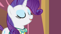 Rarity 'Well, then' S4E14