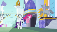 Rarity -as far as finding a friendship problem- S6E12