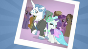 Rarity and Fancy Pants