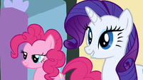 Rarity carry yourself S2E19