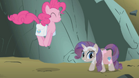 Rarity covered in dirt S1E07