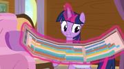 S07E22 Twilight prezentuje plan zajęć