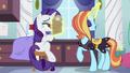"Sassy Saddles ""you made two hundred Princess Dresses!"" S5E14.png"