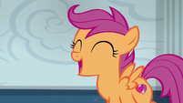 Scootaloo --how awesome is this--- S6E14