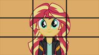 Sunset Shimmer puzzle grid EG2