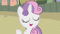 "Sweetie Belle ""we're officially done here"" S8E6"