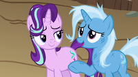 Trixie -so you'll give back the wagon-- S8E19