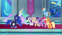 "Twilight ""as long as we're together"" S9E2"