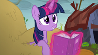 "Twilight ""find the root of the problem"" S5E23"